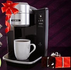 Mr Coffee Single Cup K Cup Brewing System Sweepstakes